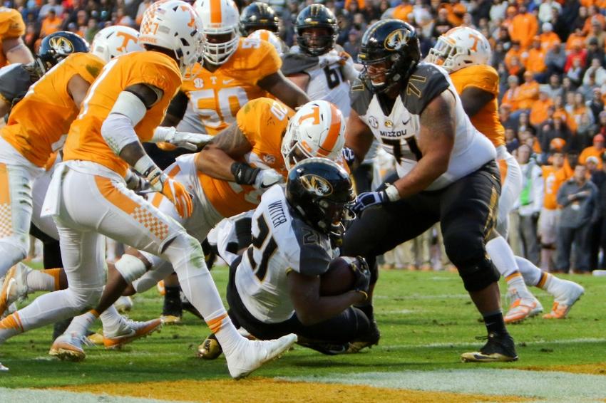 Tennessee Football Report Card: Grading the Vols vs Mizzou ...