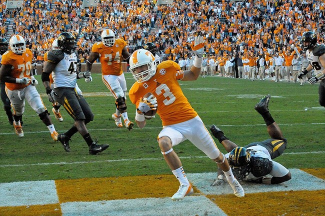 Vols Unveiling New Uniforms? - All for Tennessee