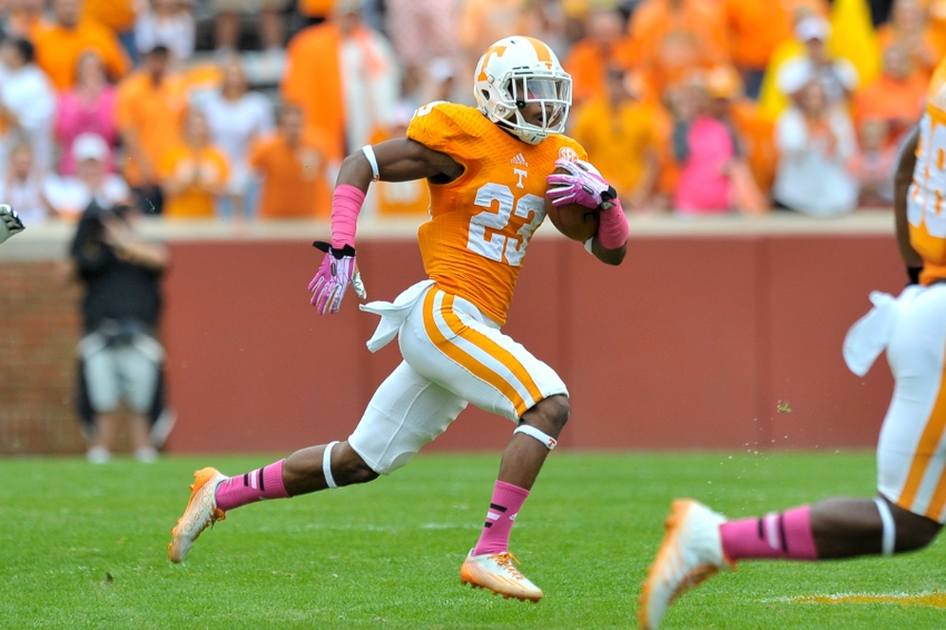 Chattanooga @ Tennessee Vols: Photo Gallery