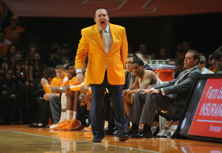 Uk Basketball: Vols Fade Down The Stretch Against Kentucky: Photo Gallery