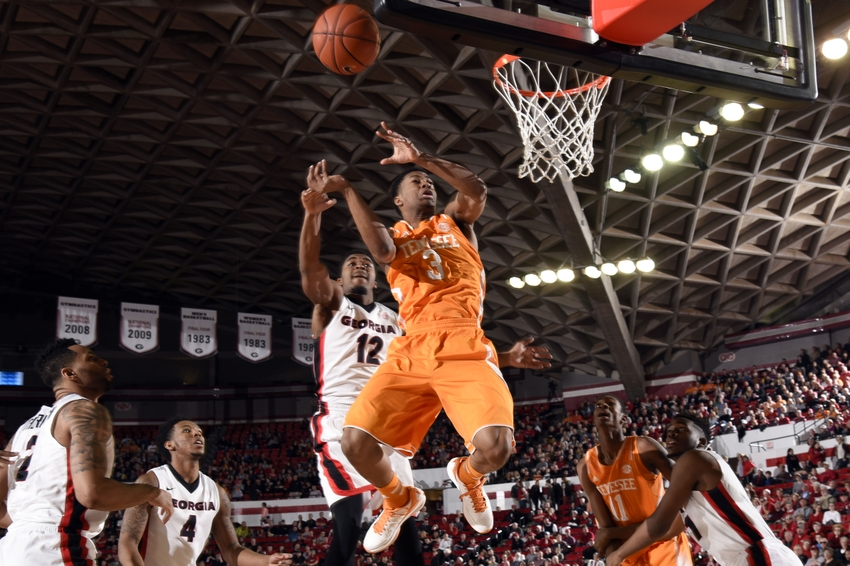Vols Drop Close One To Georgia: Photo Gallery - Page 2