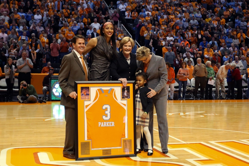 Tennessee Lady Vols All-Time Team