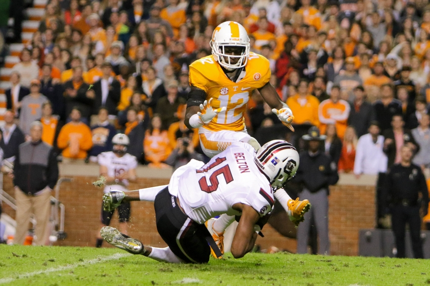 Tennessee Football 2016 Preview By Position Vols Secondary