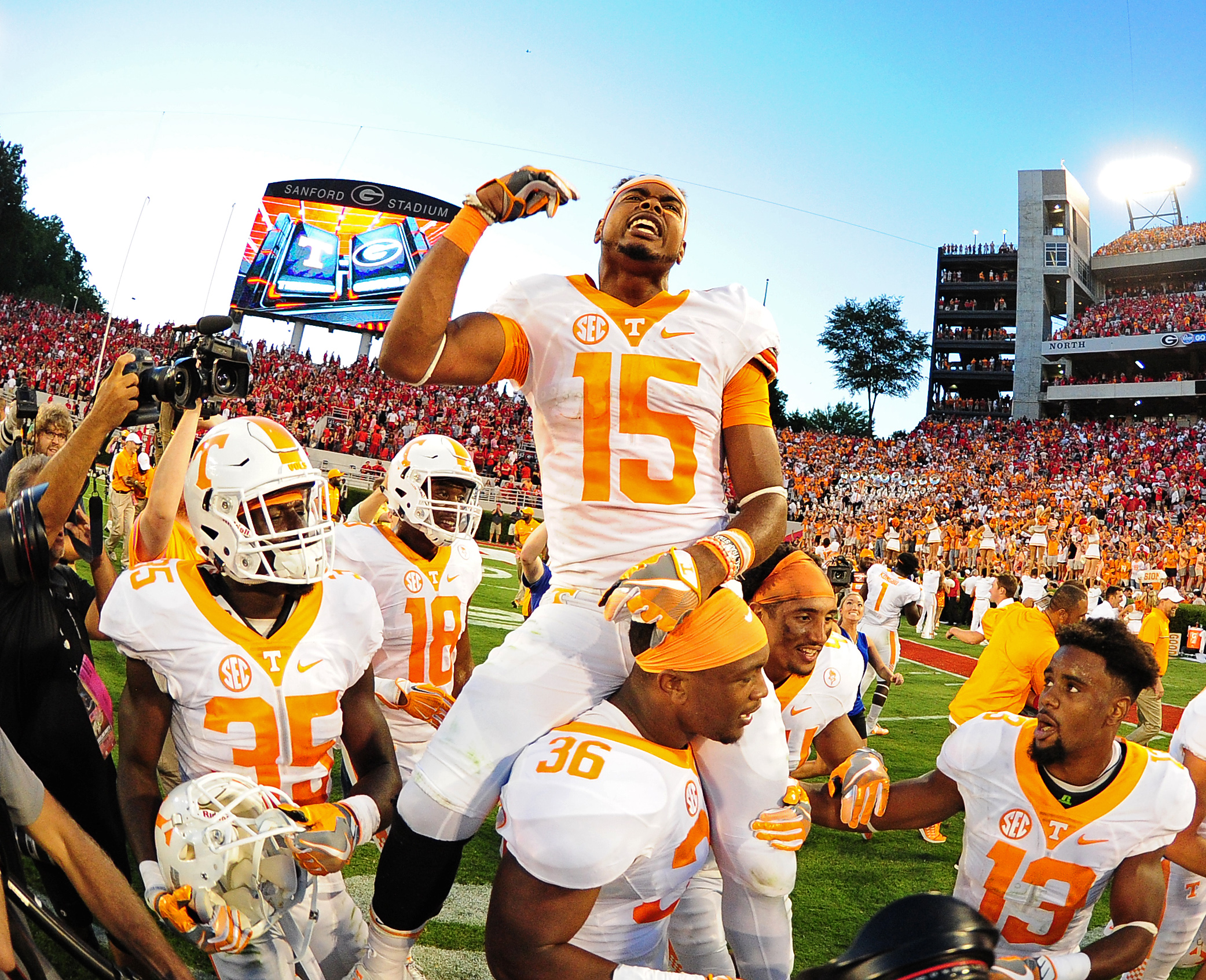Tennessee football: 10 players Vols can least afford to ...