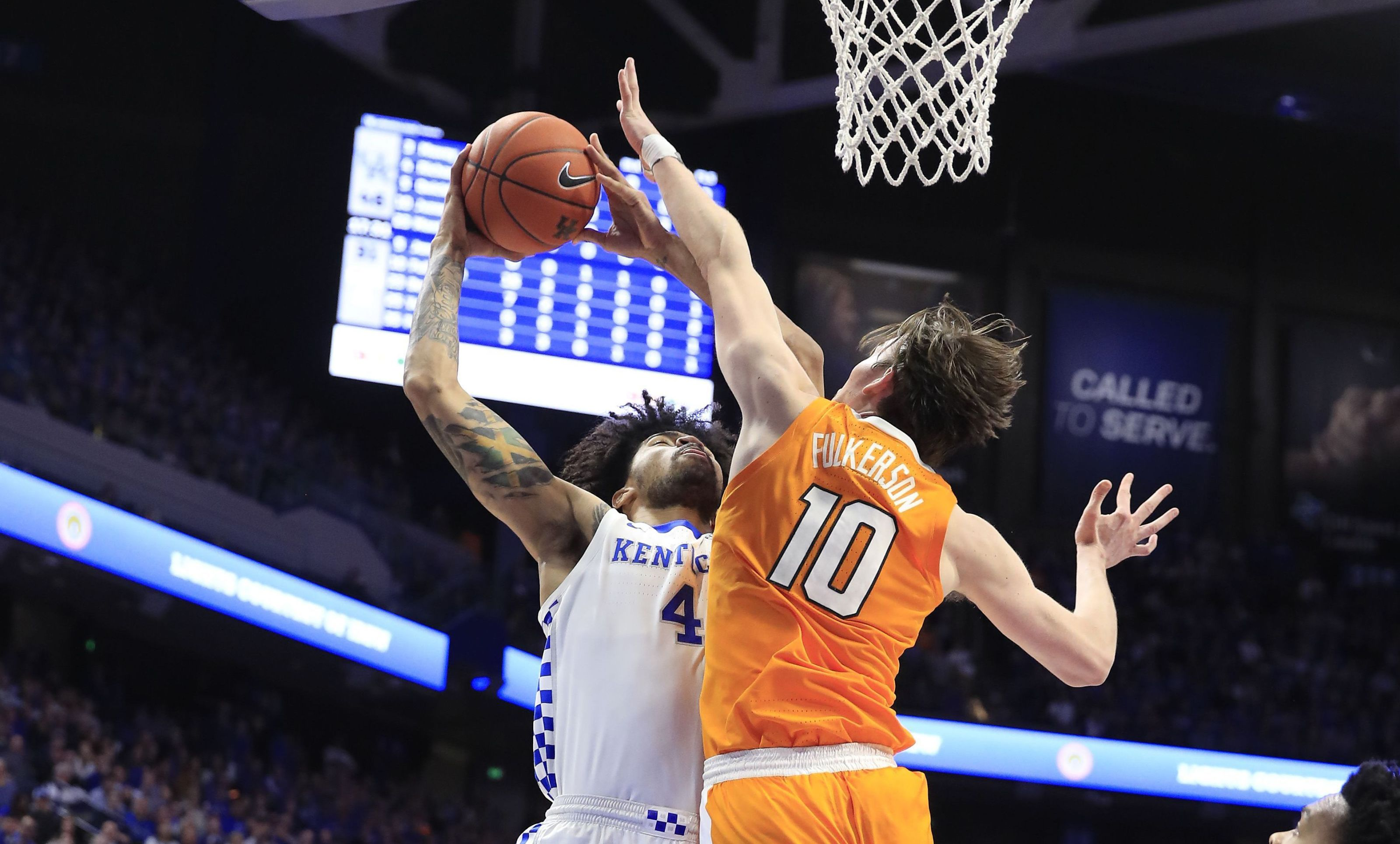 Tennessee Basketball: 2019-2020 Vols Top 10 Single-game