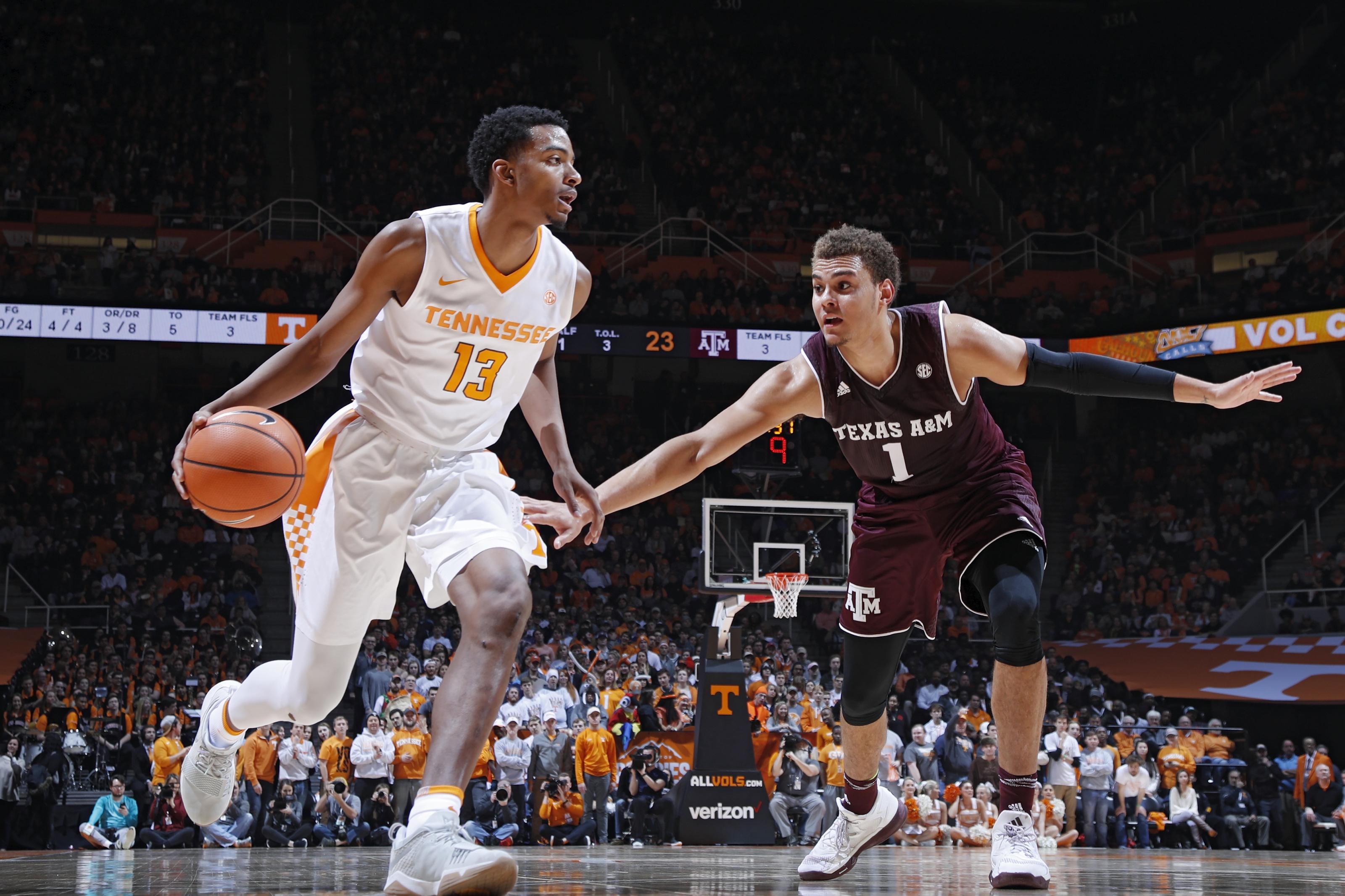 Tennessee basketball: Vols G Jalen Johnson enters transfer portal