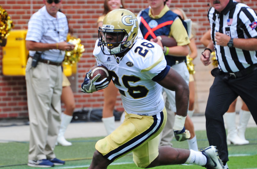 Tennessee Football Dismissal Of Gt Rb Is Of No Benefit To Vols