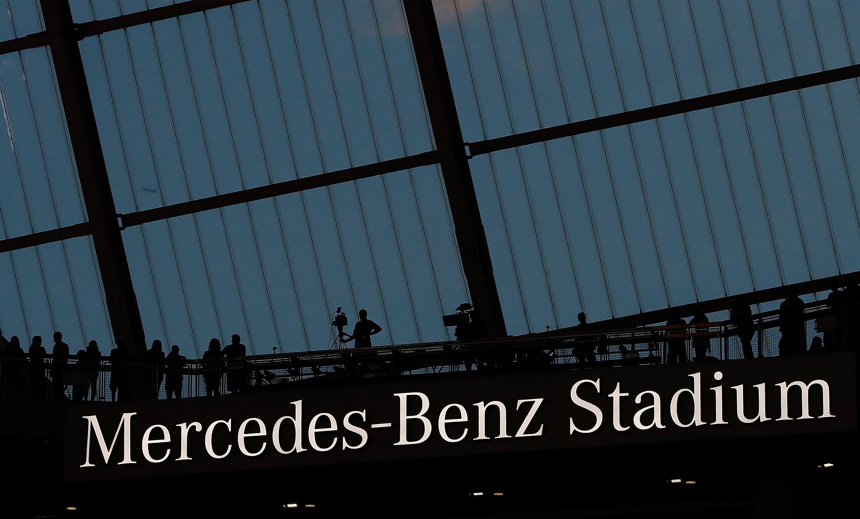 Tennessee football vs georgia tech 10 keys to vols for Mercedes benz stadium in atlanta georgia