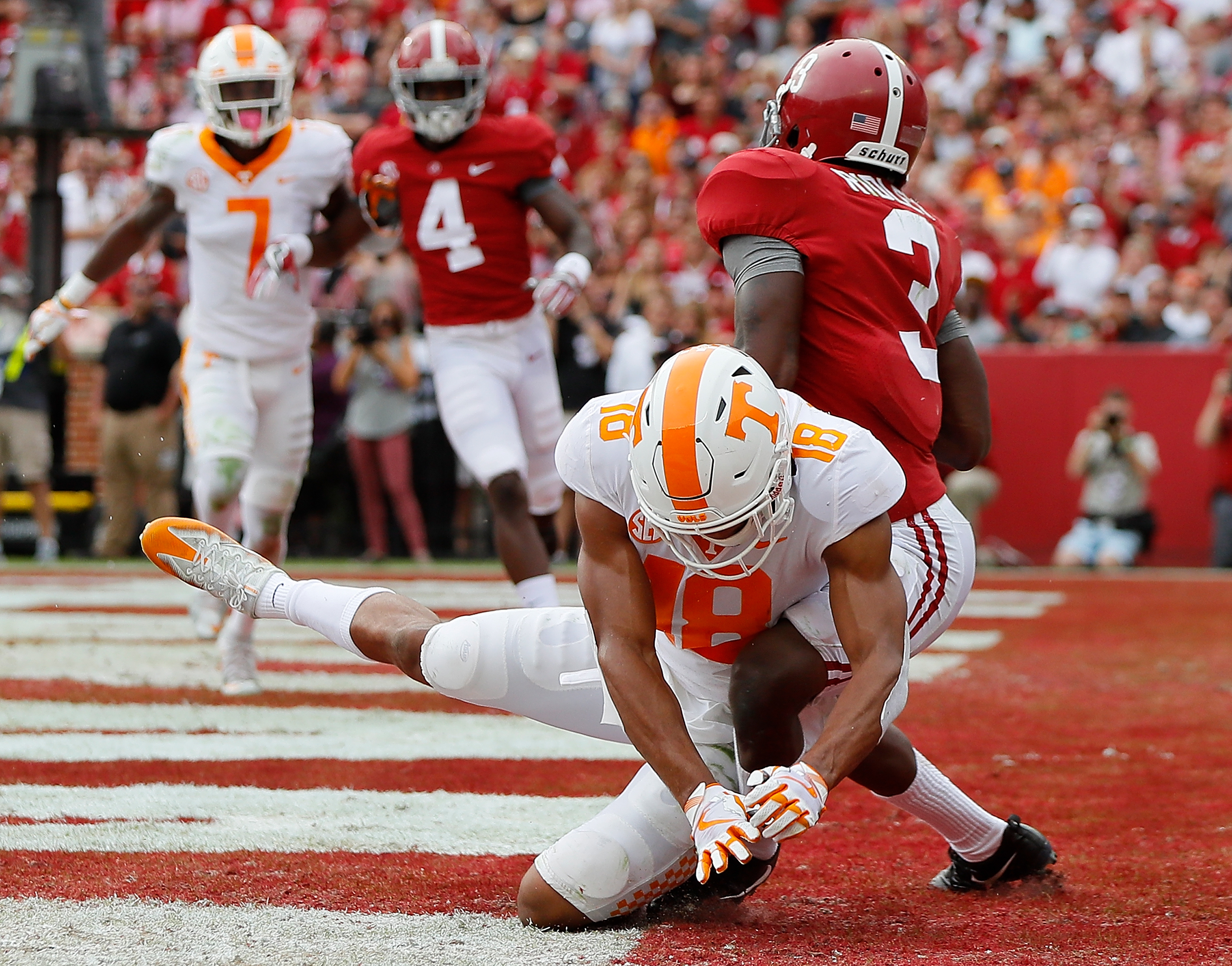 Uk Basketball: Tennessee Football: 5 Vols To Watch For Vs. Kentucky