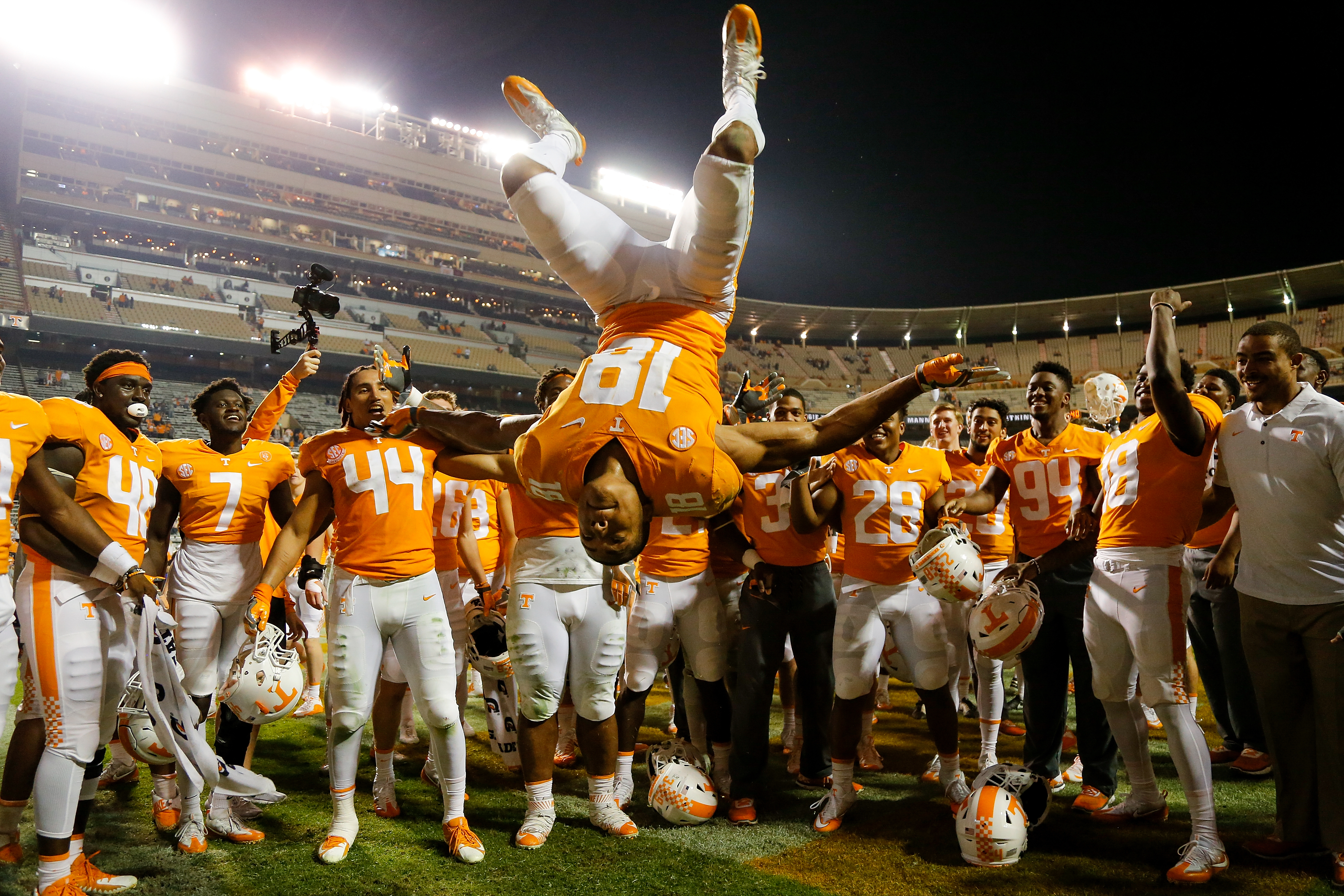 LSU's next opponent, Tennessee, fires its head coach