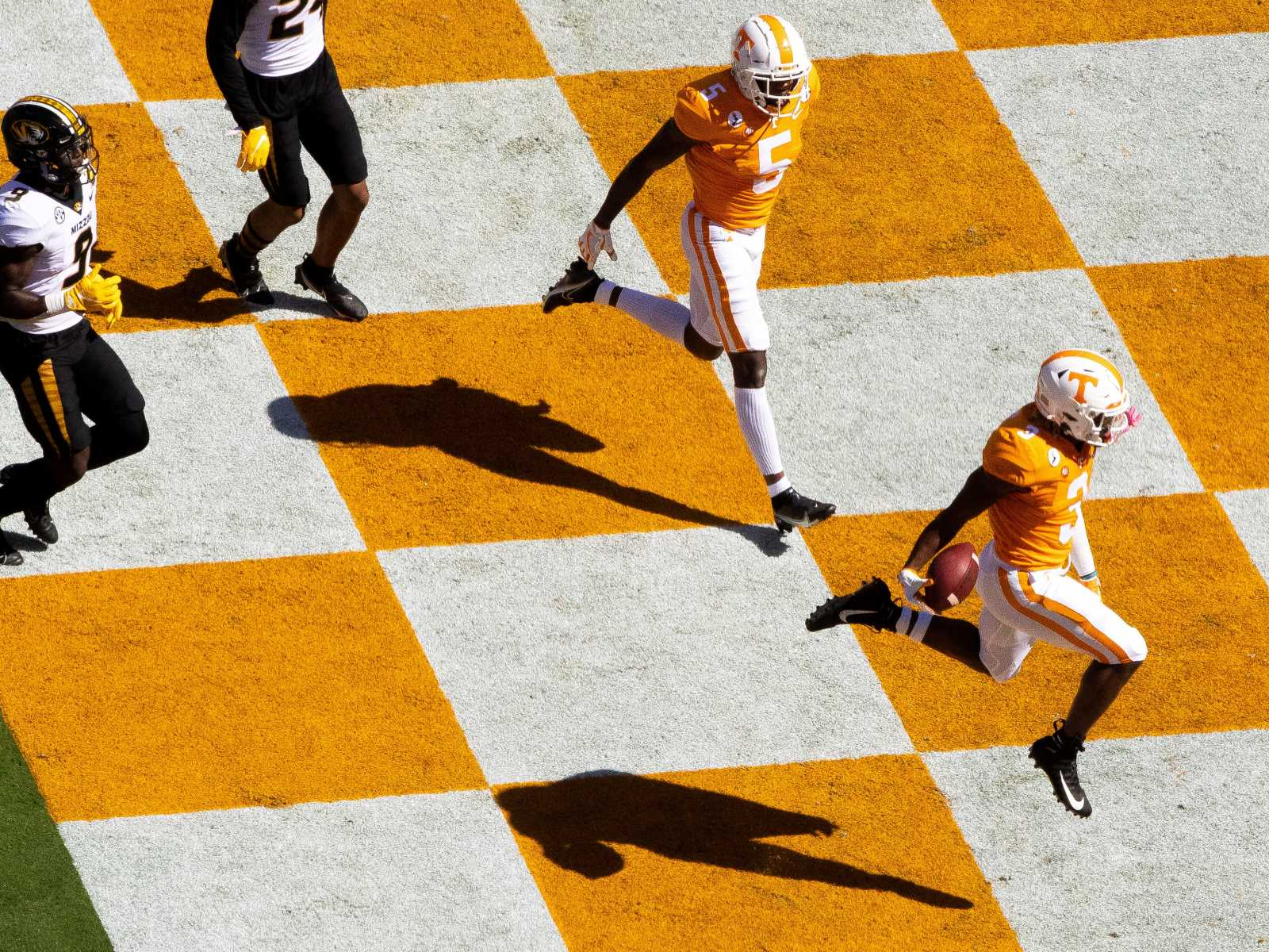 Tennessee football: Photo gallery from Vols 35-12 victory ...