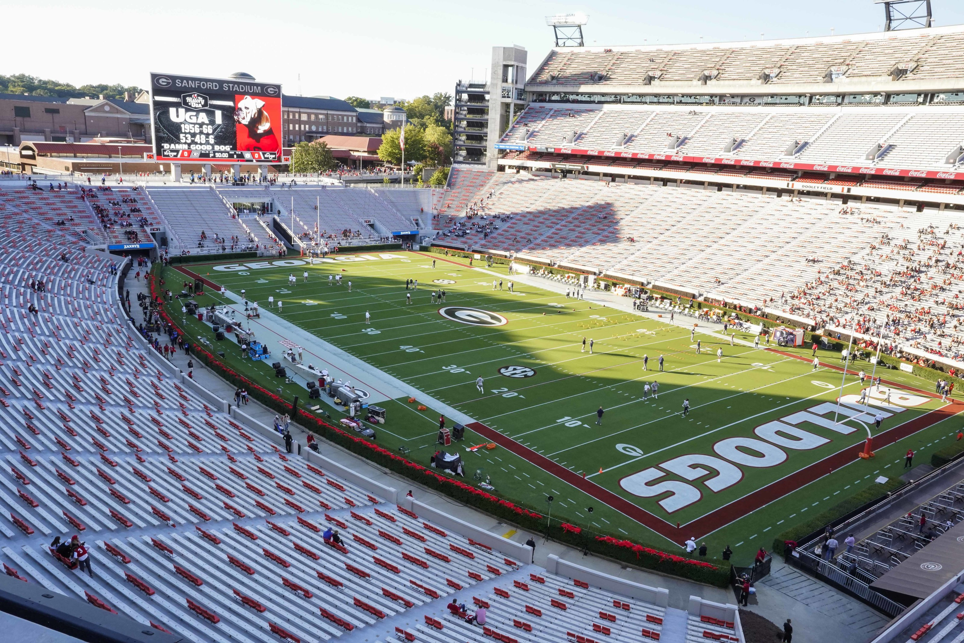 Tennessee Football Vols At Georgia Live Stream Game Time Tv And Radio