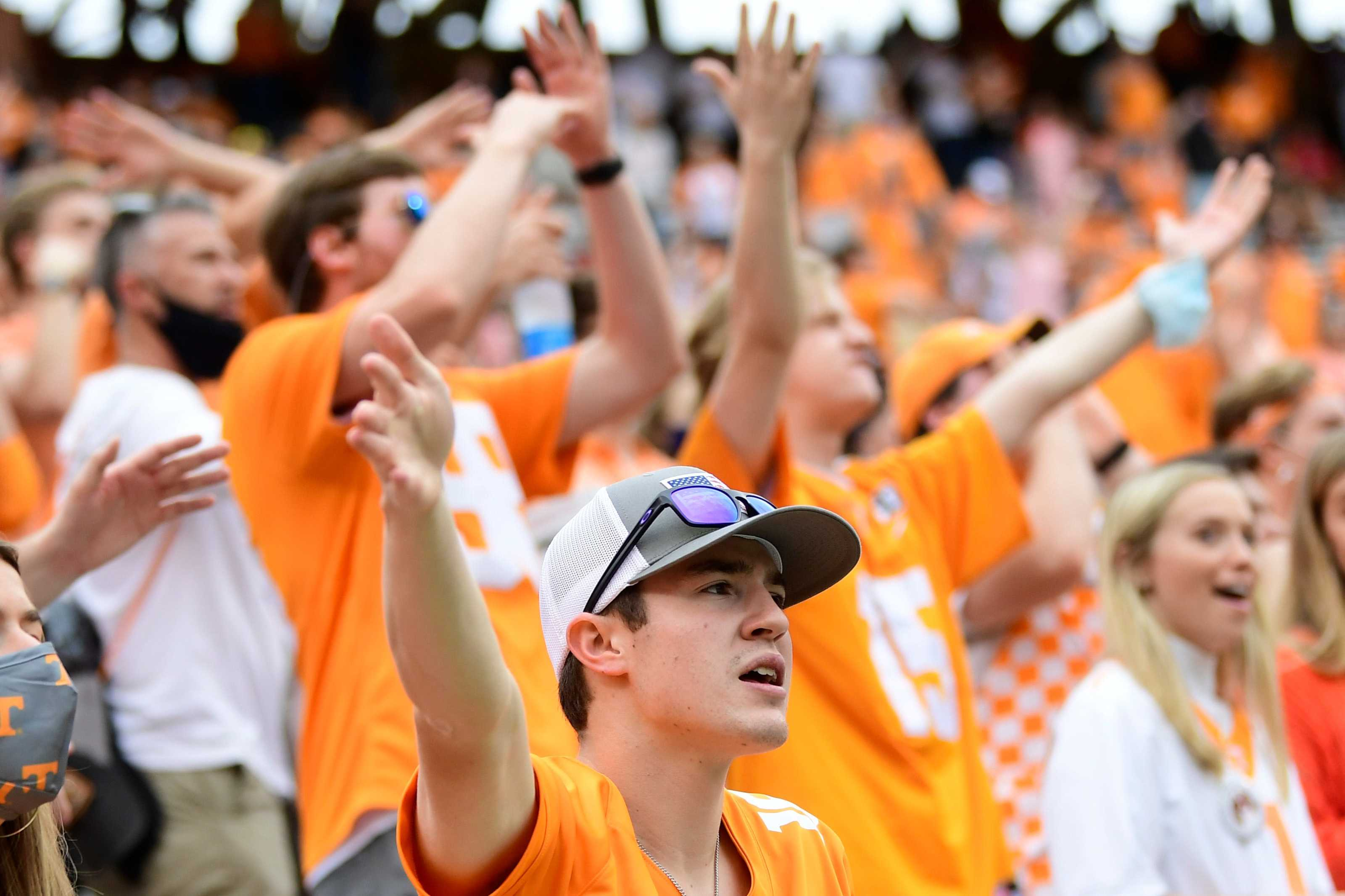 Tennessee football: Photo gallery from Vols' 48-17 loss to ...