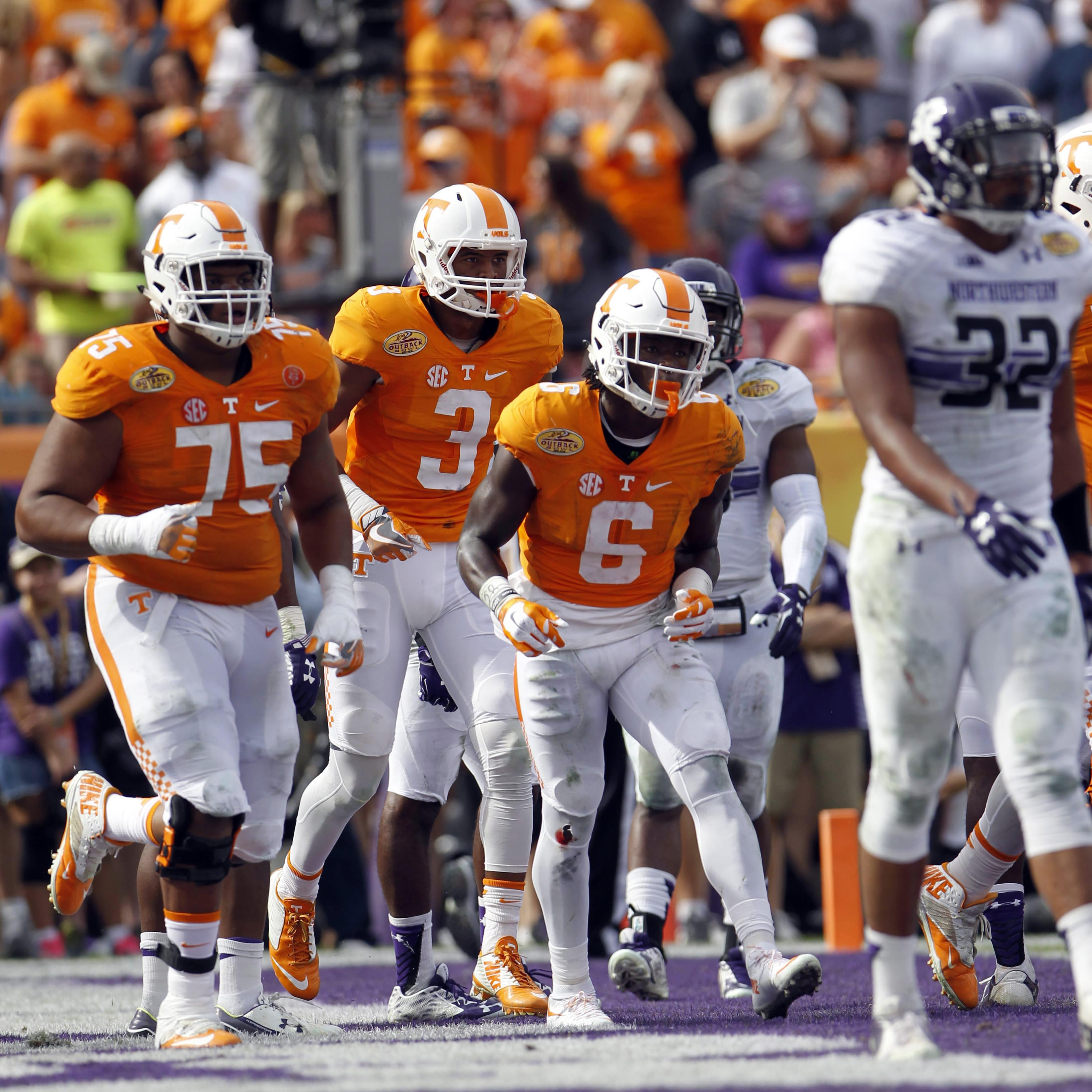 Tennessee Football 10 Potential Vols Team Captains for 2017 Page 11