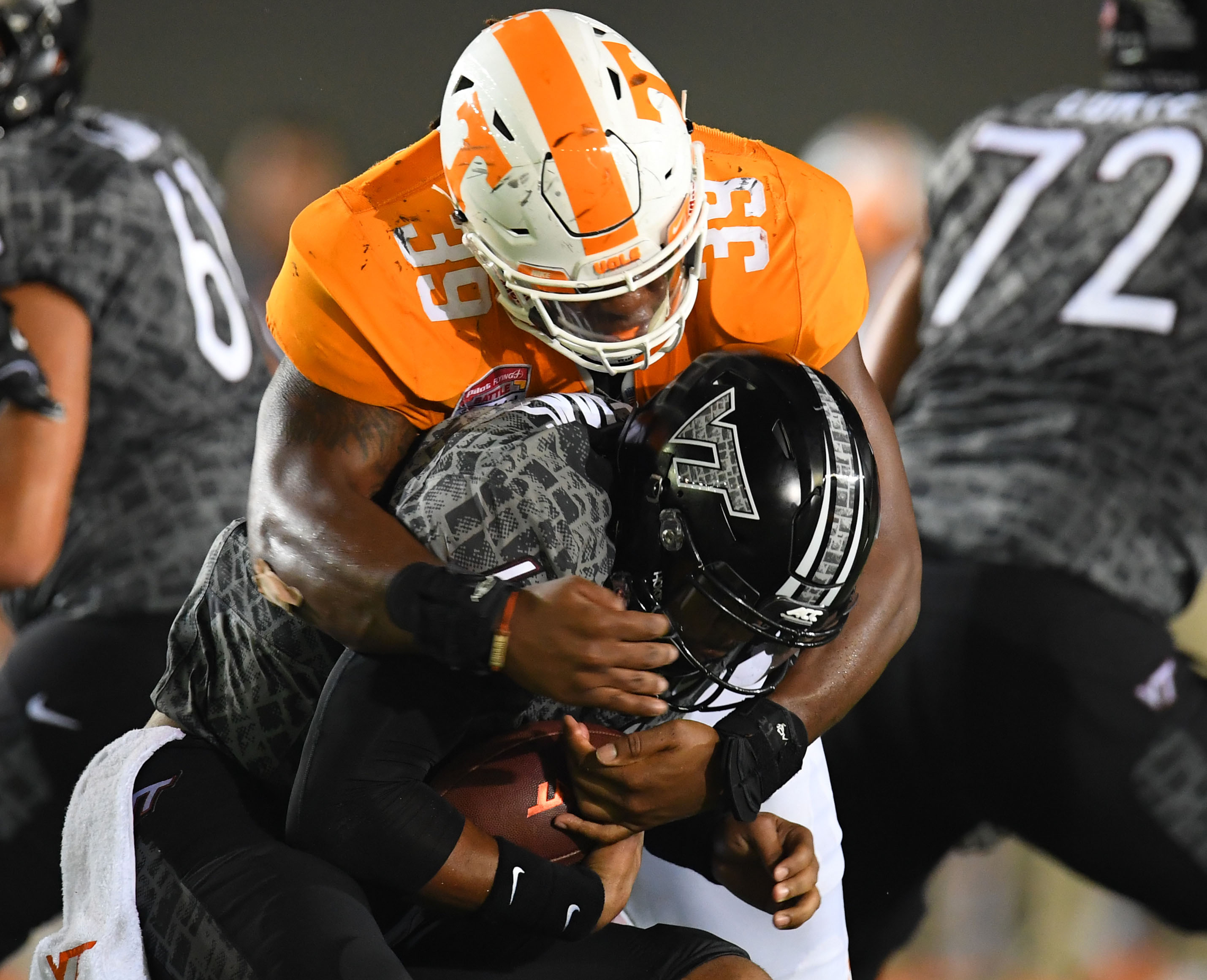 Tennessee Football Projecting The Vols 2017 2 Deep Depth Chart Page 12