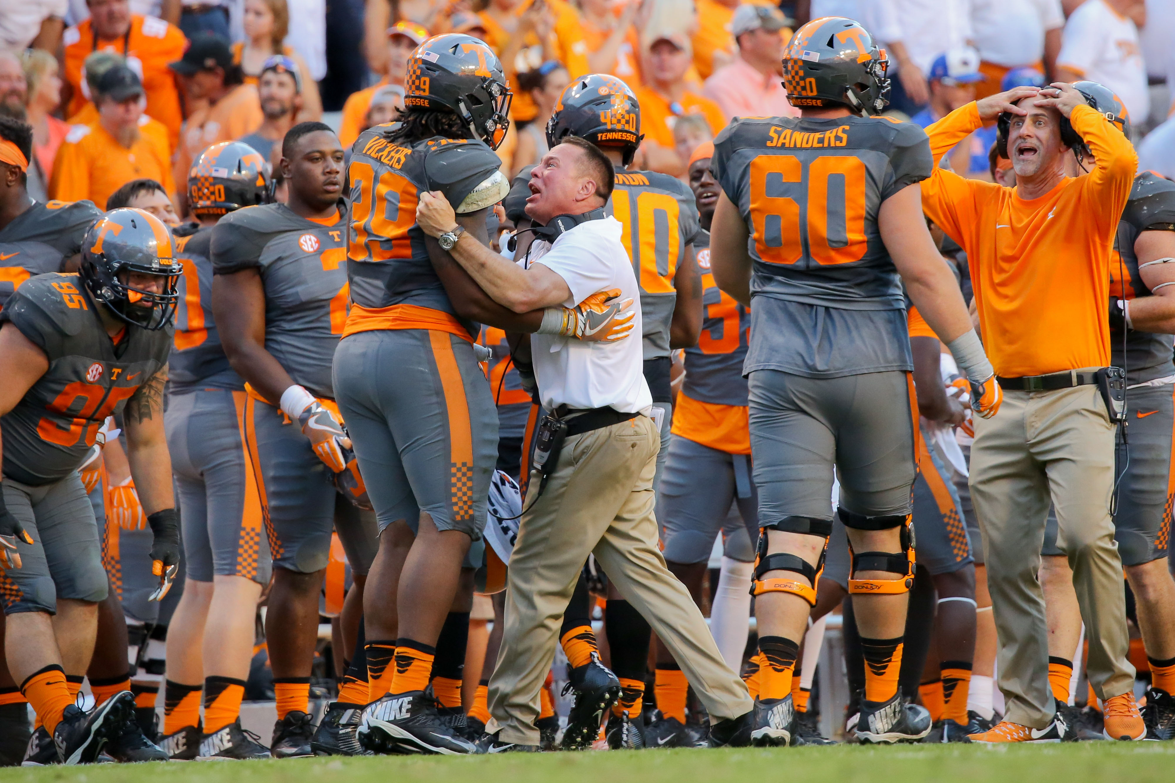 Tennessee football: 4 reasons Vols could be better in 2017 than 2016