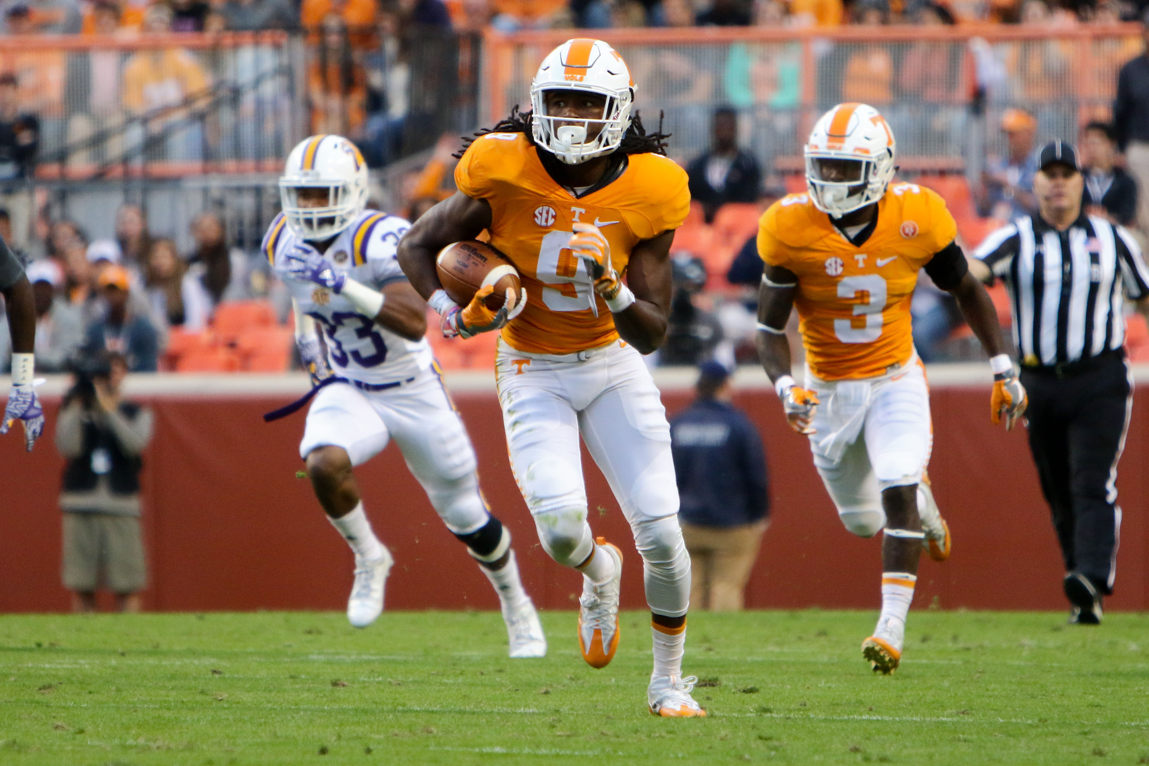 Tennessee Football Roster Projecting The Vols 2017 2 Deep Depth Chart
