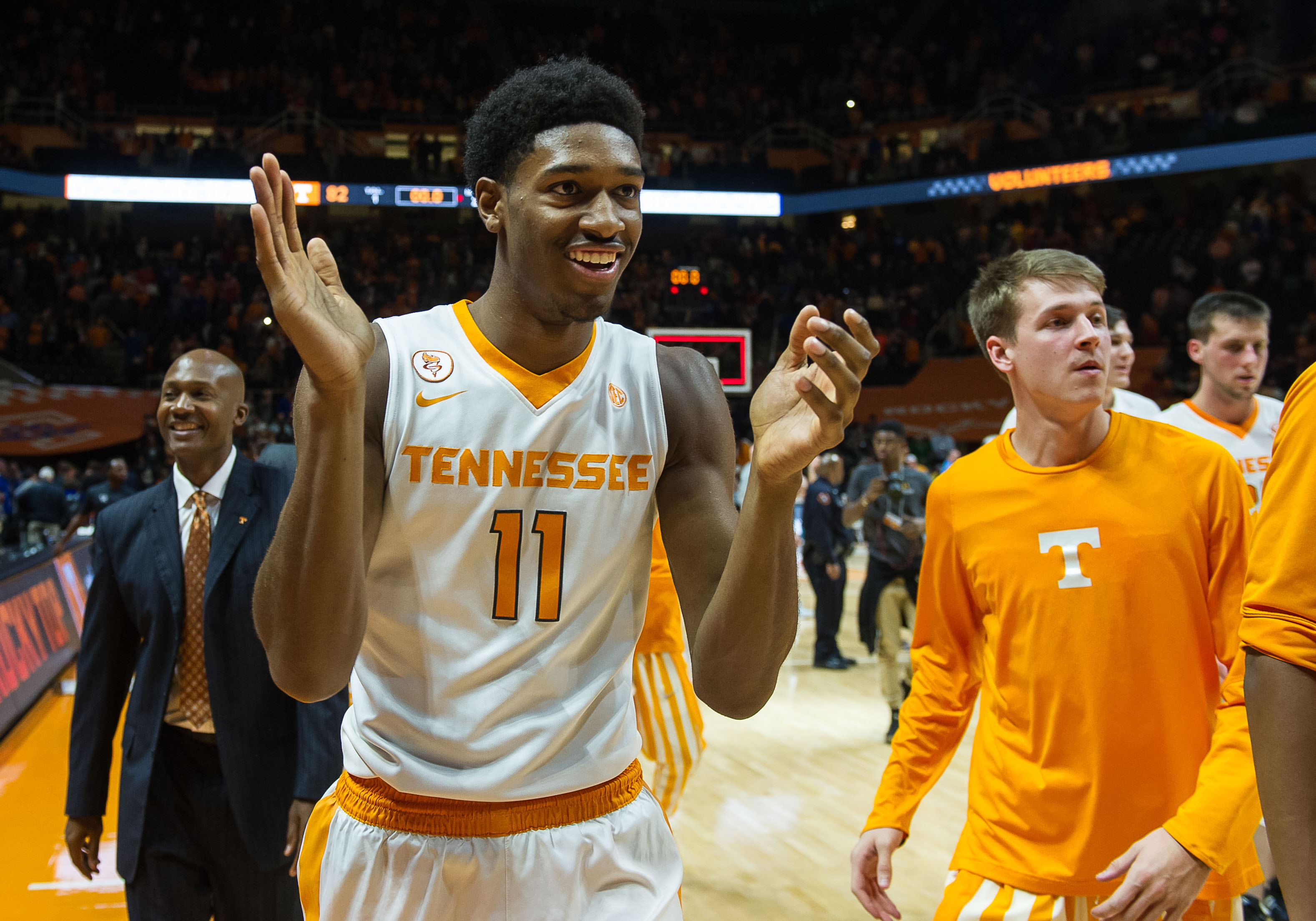 The Tennessee Volunteers mens basketball team is the collegiate mens basketball program for the University of TennesseeKnoxville The Volunteers commonly